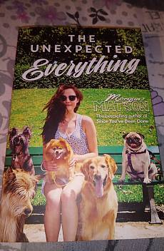 Книга The unexpected everything