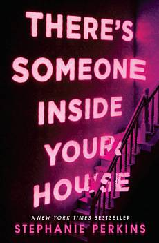 Книга There's Someone Inside Your House