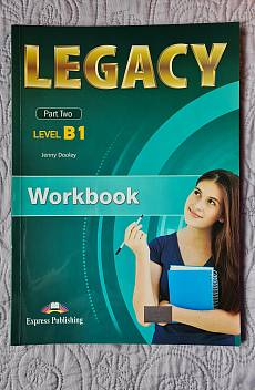 Книга Legacy level B1 part 2 Workbook