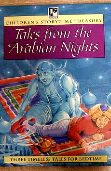 Книга Tales from the Arabian Nights