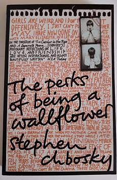 Книга The perks of being a wallflower