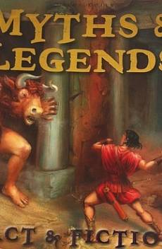 Книга Miths end legends