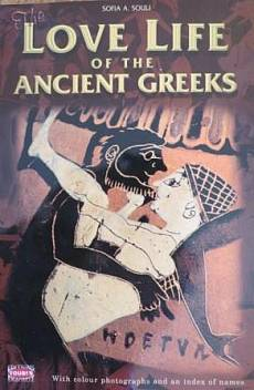Книга The love life of the ancient Greeks