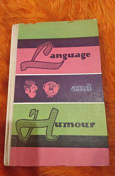 Книга Language and humour