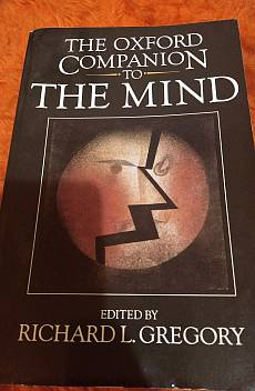 Книга The Oxford companion to the mind