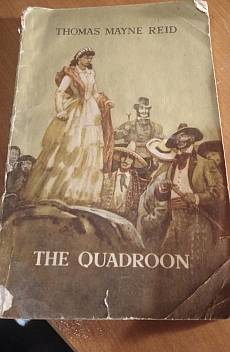 Книга The quadroon