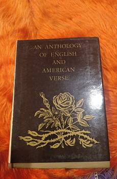 An antology of English and american verse