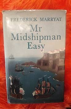 Книга Mr. Midshipman easy