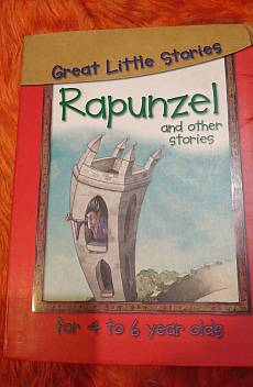 Книга Rapunzel and other stories