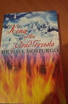 Книга King of the cloud forests