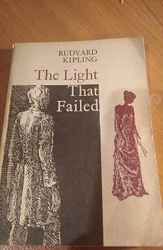 Книга The Light that failed