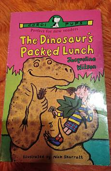 The dinosaurs packed lunch