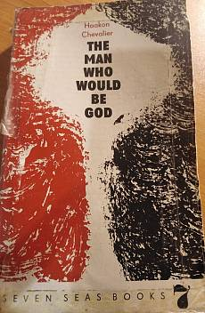 Книга The man Who would be god