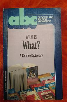 Книга What is what