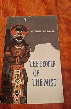 Книга The People of the mist
