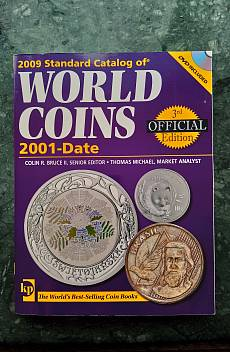Книга World Coins 2001-Date