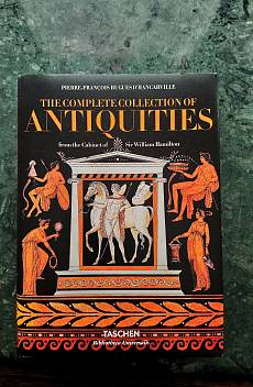 Книга The Complete collection of antiqies