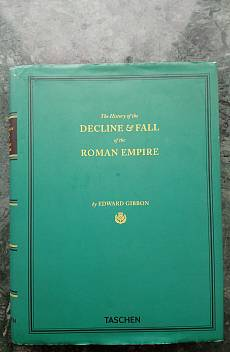 Книга The History of Decline and Fall of the Roman Empire