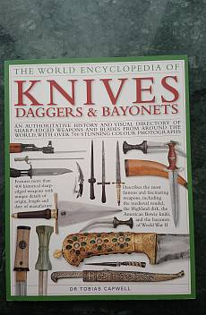 книга Knives, daggers and bayonets