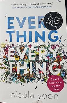 Книга Everything, Everything