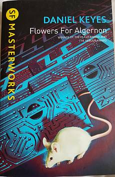 Книга Flowers for Algernon