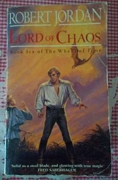 Книга Lord of Chaos