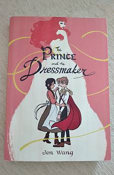 Книга The Prince and the Dressmaker