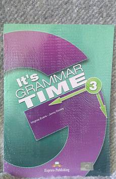 Книга It's Grammar Time