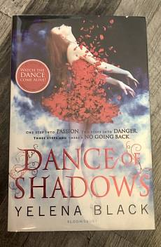 Книга Dance of shadows