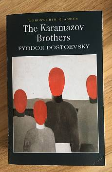 Книга The Karamazov Brothers