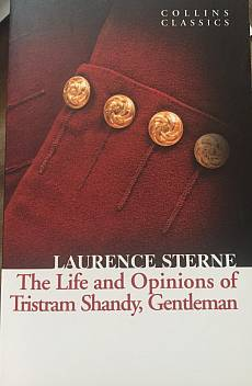 Книга The Life and Opinions of Tristram Shandy, Gentleman