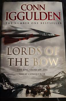 Книга Lords of the Bow