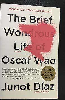 Книга The Brief and Wondrous Life of Oscar Wao