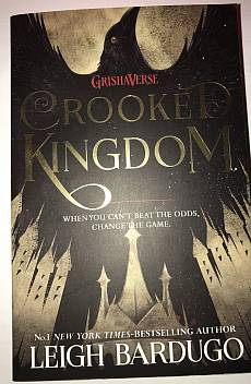 Книга Crooked Kingdom, Second book