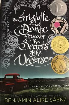 книга Aristotle and Dante discover the Secrets of the Universe