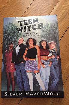 Книга Teen Witch