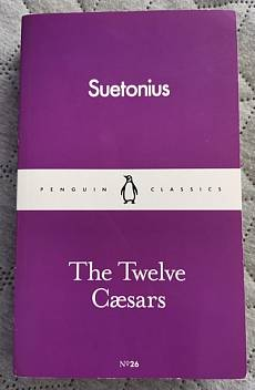 Книга The Twelve Caesars