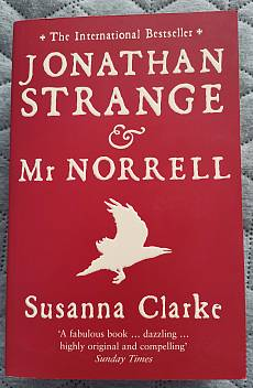 Книга Jonathan Strange and Mr Norrell
