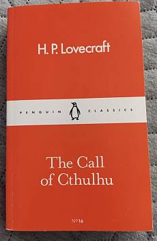 Книга The Call of Cthulhu