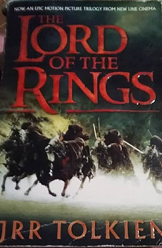 книга The Lord of the Rings
