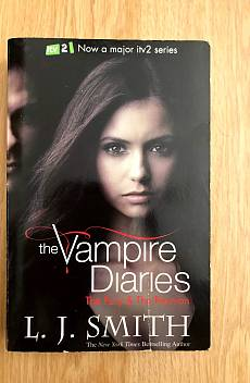 Книга The Vampire Diaries - The Fury and The Reunion