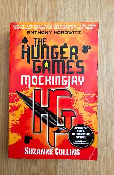 Книга The Hunger Games - Mockingjay
