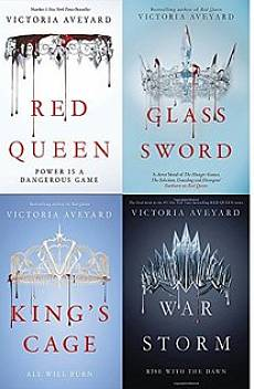 Книга The Red Queen series