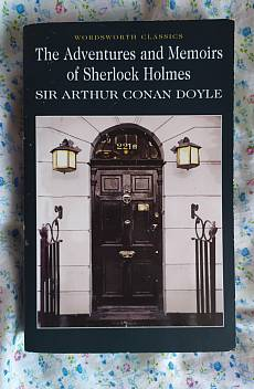 Книга THE ADVENTURES AND MEMOIRS OF SHERLOCK HOLMES