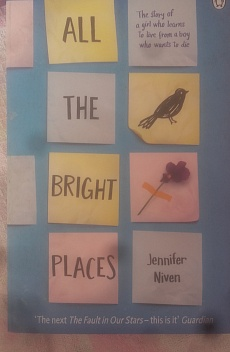 Книга All The Bright Places