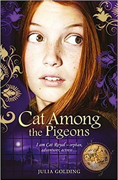 книга Cat Among the Pigeons