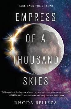 Книга Empress of a Thousand Skies