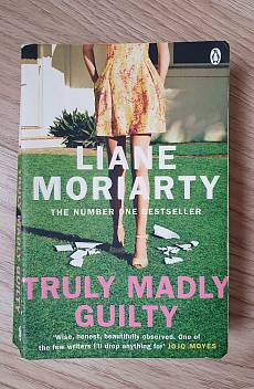 Книга Truly madly guilty