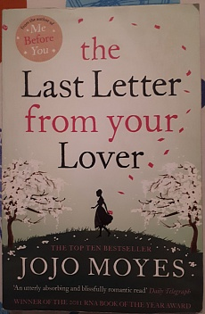 Книга The Last Letter from your Lover