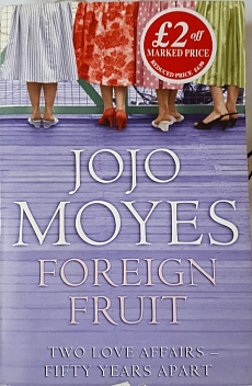 Книга Foreign Fruit